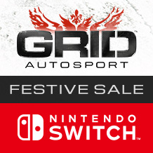 GRID Autosport - A Winter's Sale