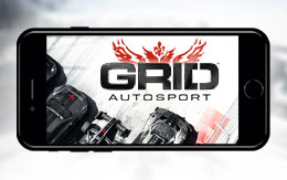 Handling the power: GRID Autosport™ steers onto iPad and iPhone