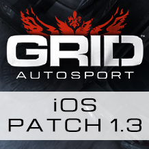 Set your own balance: New boost for GRID Autosport™ on iOS