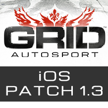 In the driver's seat — GRID Autosport™ 1.3 released for iOS
