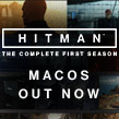 HITMAN secured for macOS
