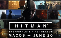 [DECLASSIFIED] On 20 June HITMAN launches for macOS