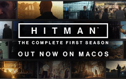 HITMAN disponibile per macOS