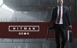 Become the Master Assassin: free HITMAN Demo now available for macOS and Linux