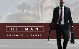 Master the art of assassination across the world: perform hits in HITMAN™ Episode 1 - Paris