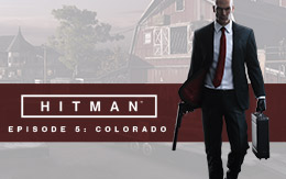 Domine a arte do assassinato pelo mundo: extermine alvos em HITMAN – Colorado