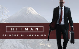 Master the art of assassination across the world: perform hits in HITMAN – Hokkaido