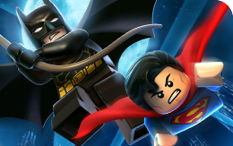 Is it a bird? Is it a plane? No! It's... LEGO Batman?