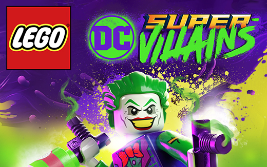 It's good to be bad! LEGO® DC Super-Villains out now for macOS