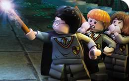 Mobiligameus! LEGO Harry Potter™: Years 1-4 Out Now!