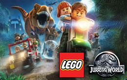 Get ready for an adventure 65 million bricks in the making – LEGO® Jurassic World™ released for Mac!