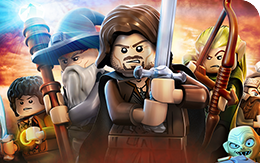 LEGO The Lord of the Rings for Mac: The Greatest Adventure Ever Built