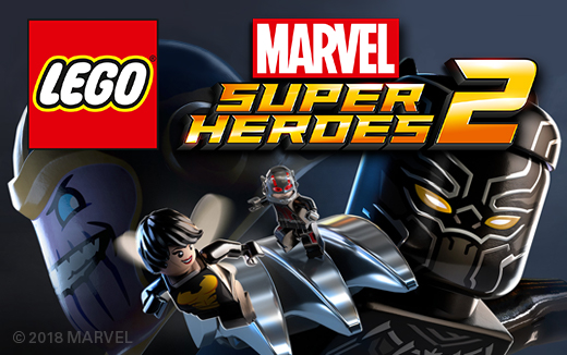 Discover new DLC levels and characters for LEGO Marvel Super Heroes 2