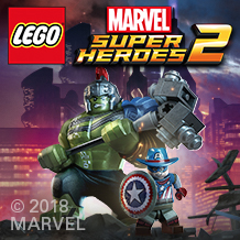 LEGO® Marvel Super Heroes 2 launches on macOS this summer!