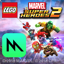 LEGO® Marvel Super Heroes 2 — the first LEGO game built with Metal
