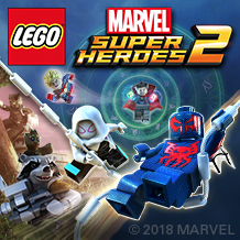 It's about TIME! LEGO® Marvel Super Heroes 2 comes to macOS August 2nd.