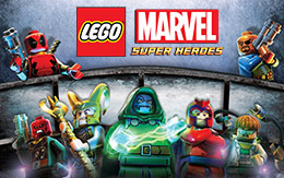 Some assembly required: LEGO Marvel Super Heroes out now for Mac!