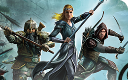 The Lord of the Rings: War in the North Begins Its Journey to the Mac