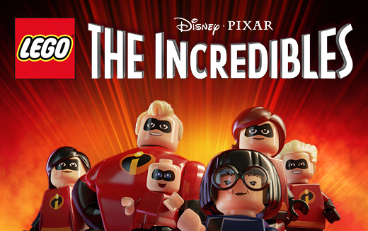 This autumn, LEGO Disney•Pixar's The Incredibles dashes onto macOS!