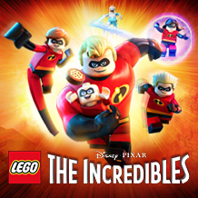 LEGO Disney•Pixar's The Incredibles out now for macOS. It's super duper!