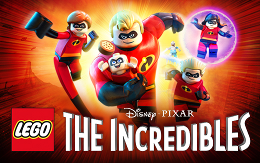 LEGO Disney•Pixar Gli Incredibili è ora disponibile per macOS. Ed è super-iper!!!