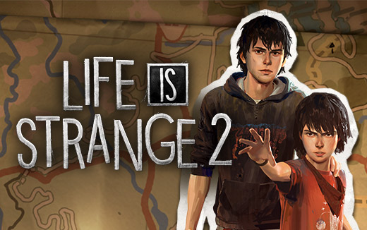 Play the complete season of Life is Strange 2 on macOS and Linux.