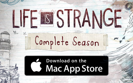 The Life Is Strange Complete Season comes into full focus on the Mac App Store