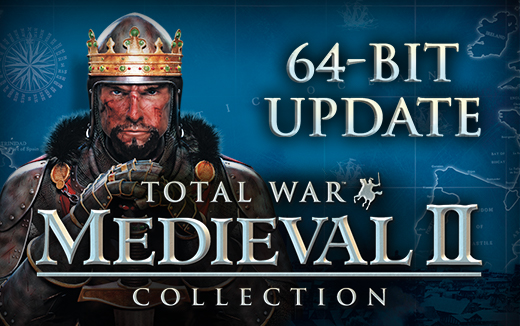 Fully armoured — Medieval II: Total War for macOS updated to 64-bit