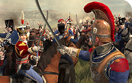 Napoleon: Total War - Gold Edition plans to Dominate the Mac