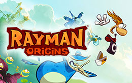 Rayman® Origins leaps onto the Mac on December 12th!