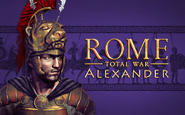 This summer, history's greatest military adventure comes to iPad with ROME: Total War - Alexander