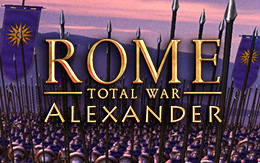 A message from Hermes. ROME: Total War - Alexander comes to iPad on 27 July