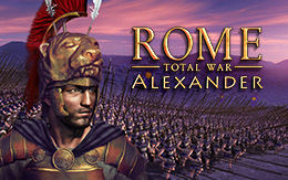 Ascend the Macedonian throne in ROME: Total War - Alexander for iPad