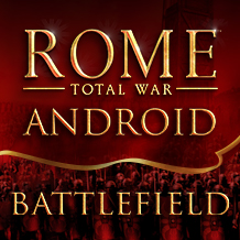 Un vero arsenale da battaglia in ROME: Total War per Android