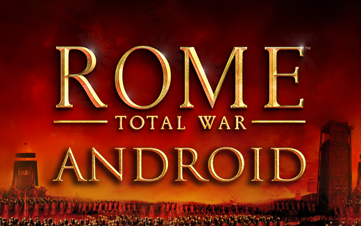 A joyful Saturnalia in prospect for Android with ROME: Total War