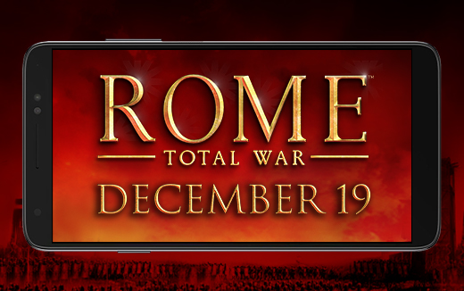 Lend me your ears — Date and price for ROME: Total War on Android