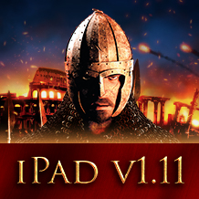 ROME: Total War - Barbarian Invasion allunga il passo su iPad