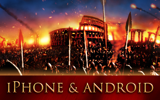 ROME: Total War – Barbarian Invasion coming soon to iPhone and Android