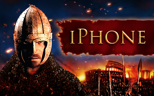 El día del juicio — ROME: Total War - Barbarian Invasion disponible para iPhone