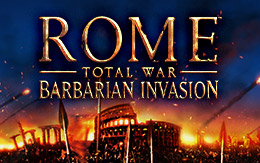 Beware the Ides of March. ROME: Total War - Barbarian Invasion arrives on iPad March 28th