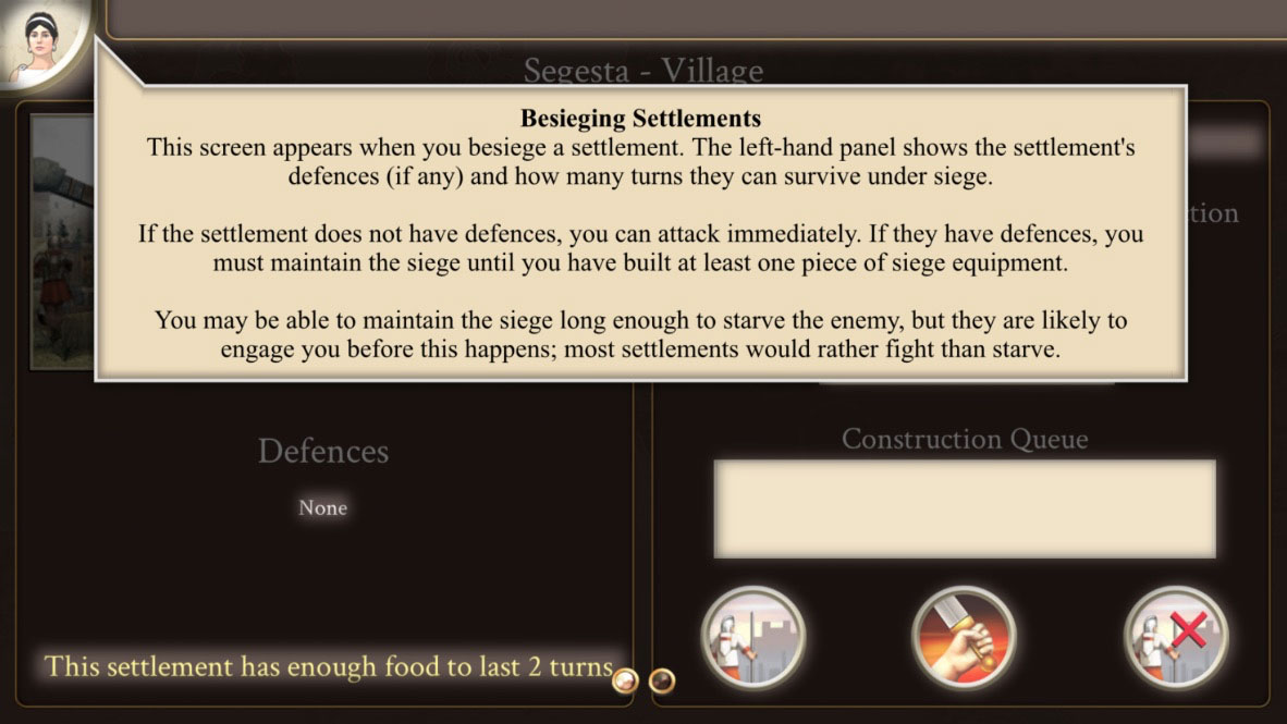 ROME: Total War for iPhone — excellent advice
