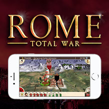 New ETA and first trailer unveiled for ROME: Total War on iPhone