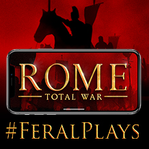 Fortune favours the bold – #FeralPlays ROME: Total War on iPhone