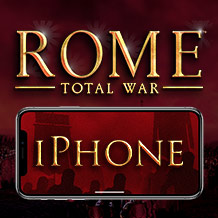 The ancient world in your pocket — ROME: Total War razes a path to iPhone