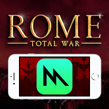 ROME: Total War für iPhone — mit Metal