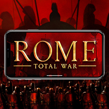 On August 23rd, iOS frontiers expand with ROME: Total War for iPhone