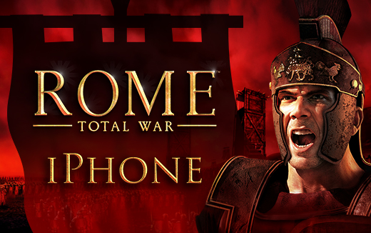 ROME: Total War offers epic battles and massive empires on iPhone