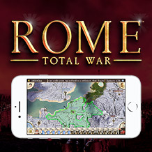 Early screenshots hint at significant redesign for ROME: Total War on iPhone