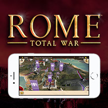 Enhanced zoom gives you a God's eye view in ROME: Total War for iPhone