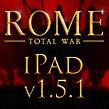 History's greatest empire, now even greater: ROME: Total War for iPad consolidates power with new patch